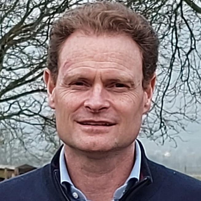 Headshot of James Boyce